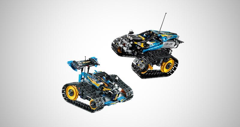 LEGO Technic RC Stunt Racer