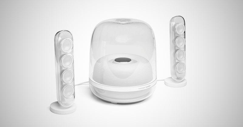 HK SoundSticks Bluetooth Speaker System