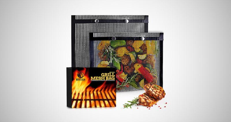 BBQ Mesh Grill Bags