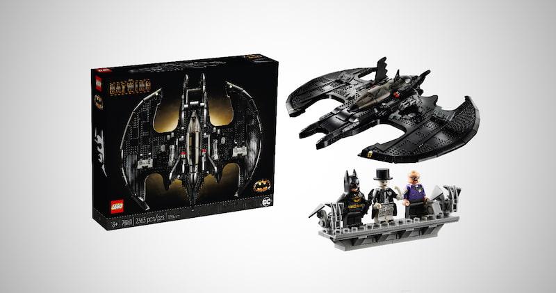 Lego DC Batman Building Set