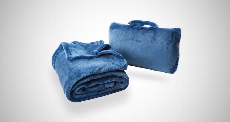 Cabeau Fold 'n Go Travel Blanket