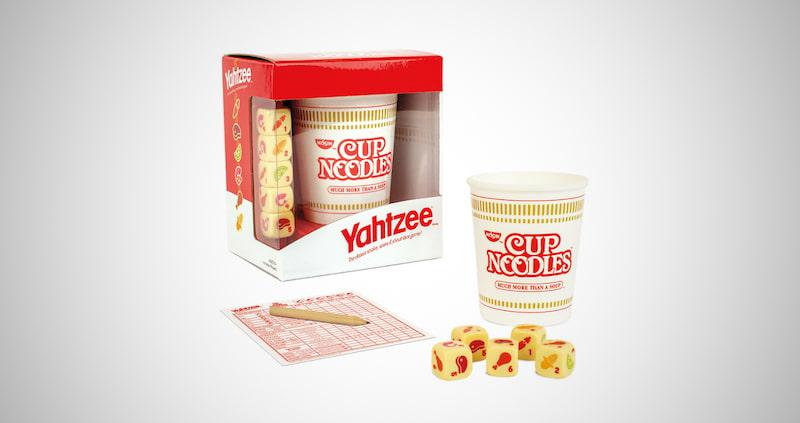 YAHTZEE Cup Noodles