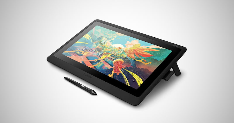 Wacom Drawing Tablet with Screen