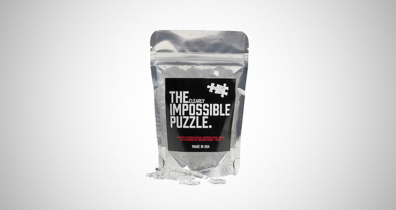 The Clearly Impossible Puzzle