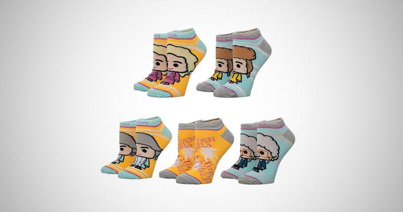 Golden Girls Ankle Socks