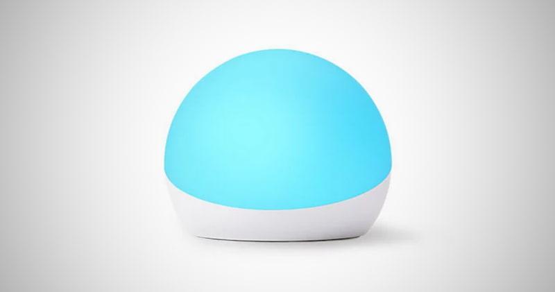 Echo Glow Multicolor Smart Lamp