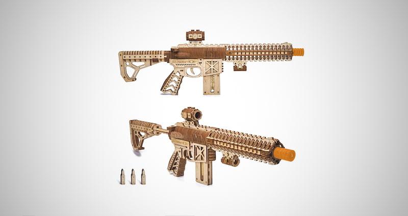 Assault Gun AR-T Model Kit