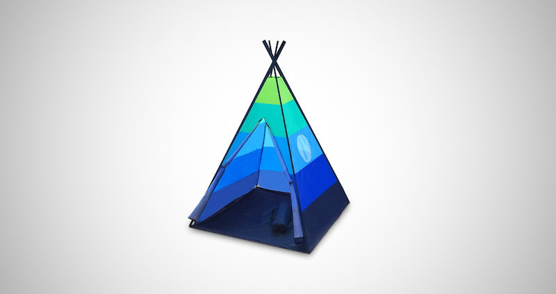 Happy Hut Teepee Tent