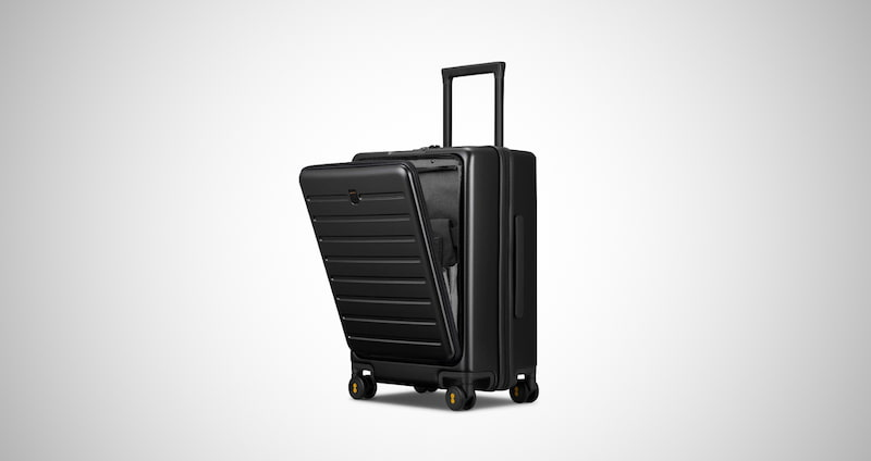 LEVEL8 Road Runner Carry On Luggage
