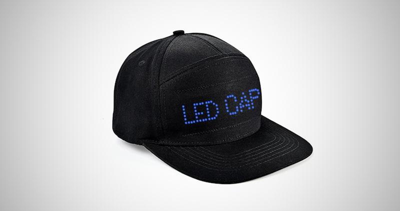 Cool LED Hat