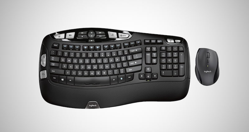 Logitech Wave Keyboard & Mouse Combo