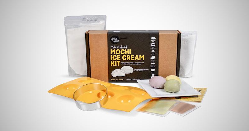 DIY Mochi Ice Cream Kit