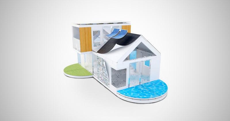 Arckit Kids Scale Model Building Kit