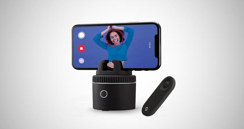 Pivo Pod Silver with Remote