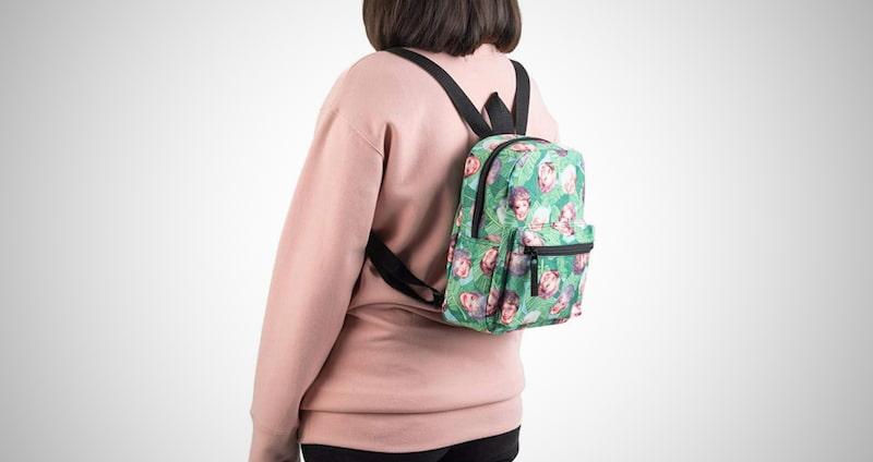 Sitcom All Over Print Mini Backpack