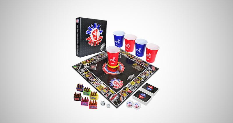 DRINK-A-PALOOZA Board Games
