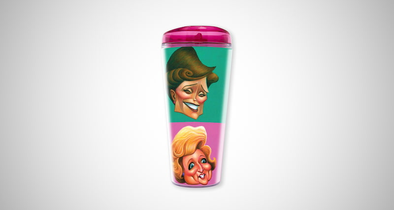 A Tribute To The Golden Girls Tumbler