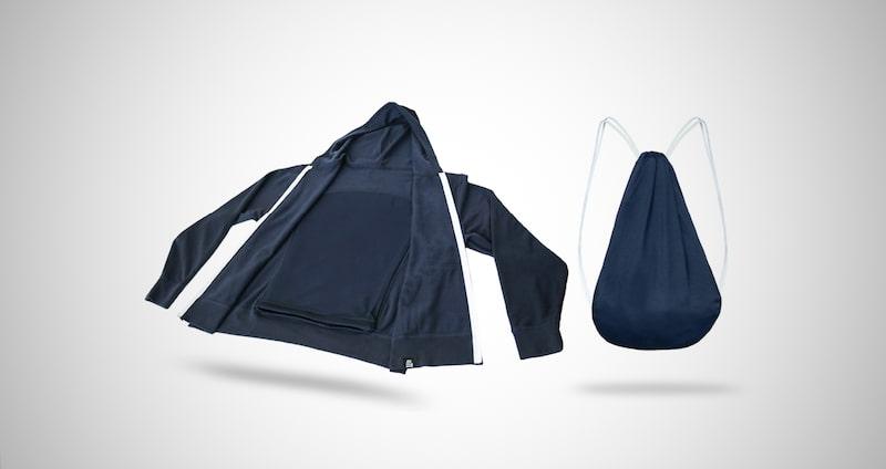 Quikflip 2-in-1 Reversible Backpack Jacket