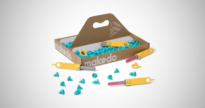 Makedo Discover Toolbox
