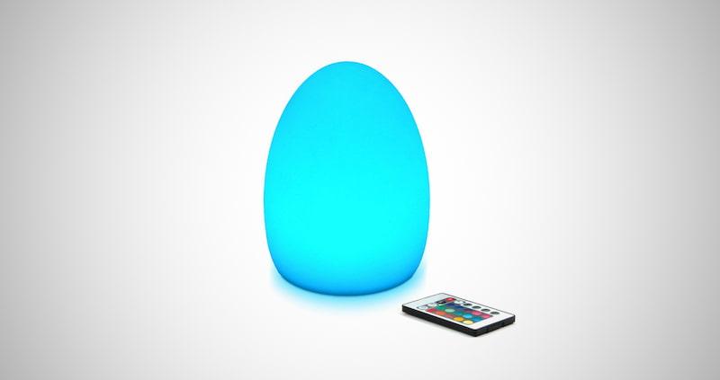 Mr.Go 8-inch LED Egg Light