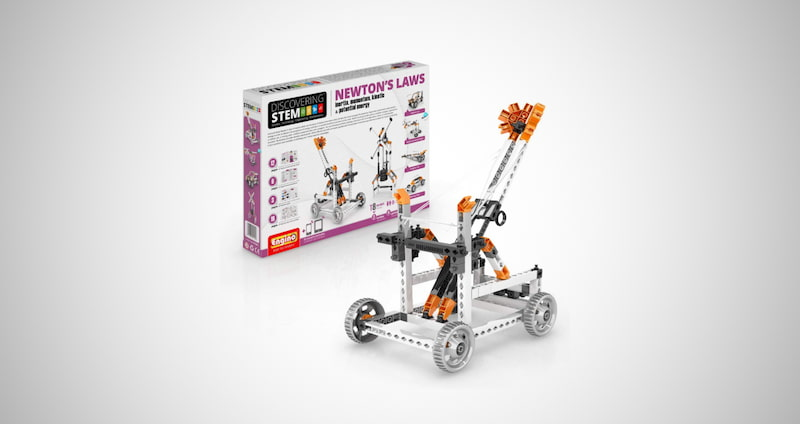 Kinetic & Potential Energy Construction Kit