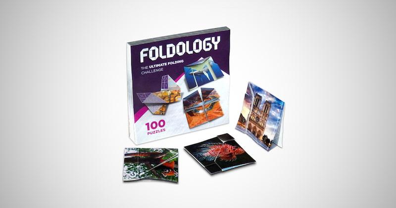 Foldology Origami Puzzle Game