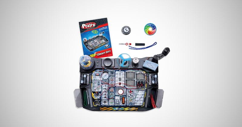 Playz Advanced Electronic Circuit Board