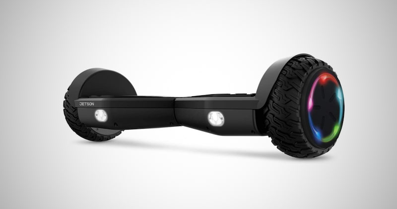 Jetson Spin All Terrain Hoverboard