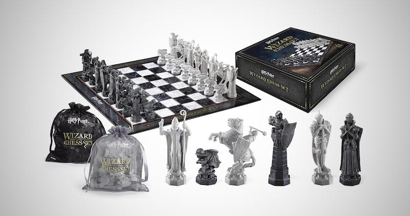 Harry Potter Wizard Chess Set