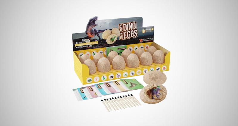 Dig a Dozen Dino Egg Dig Kit