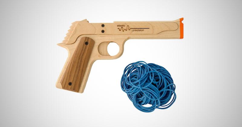 Model 1911 Rubber Band Gun