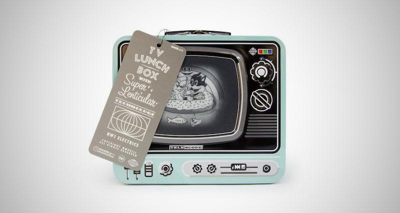 Suck UK TV Lunch Box