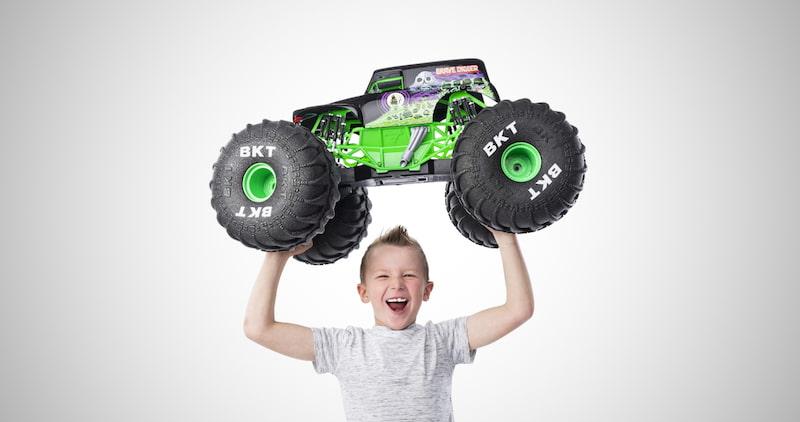 All-Terrain RC Monster Truck