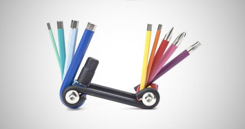 Rainbow 7 Tools in 1