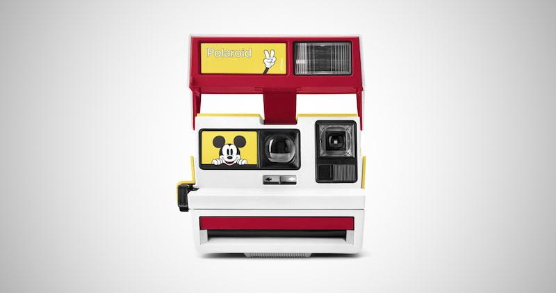 Polaroid Mickey's 90Th Anniversary Limited Edition