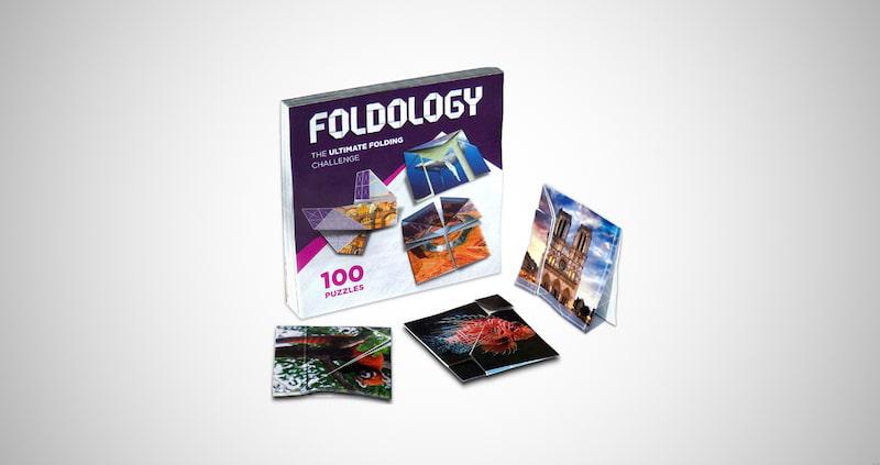 Foldology Origami Puzzle