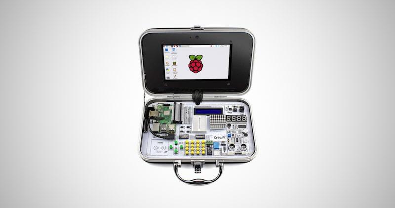 ELECROW Crowpi Raspberry Pi 4