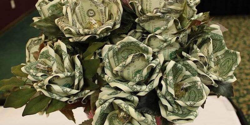 Money Bouquet – Creative Ways to Give Money