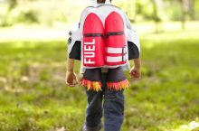 Kids Jetpack Backpack