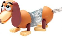 Slinky Dog Toy