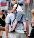 Standing Child Carrier