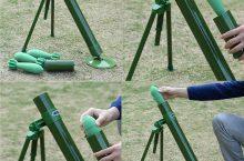 Foam Bullet Launcher