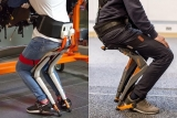 Wearable Chairless Chair