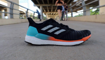 Adidas Solar Boost: A Go-To Shoe Designed for Long Distance Trainer and Fashionista