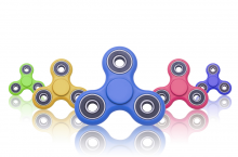 10 Best Fidget Spinner That You Don't Want To Miss