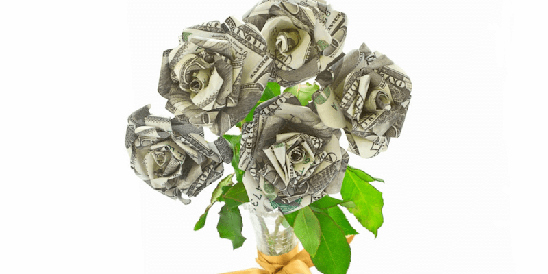 Money Bouquet – Creative Ways to Give Money